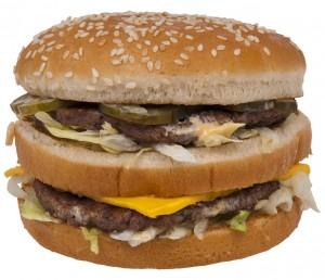 How healthy is fast food? | Image via Evan Amos / Wikimedia